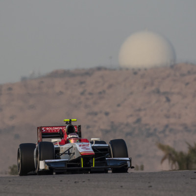 RAOUL RAPID OUT THE BOX IN F2 TEST