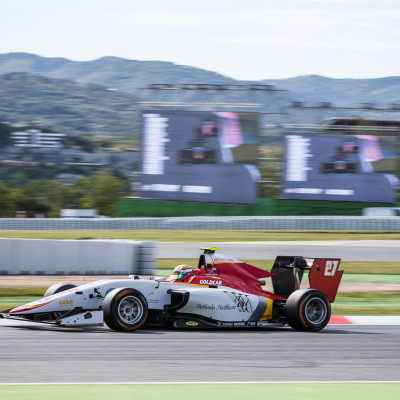 DOUBLE POINTS FINISH FOR RAOUL