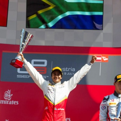 Raoul discusses his maiden win with GP3 Insider Magazine